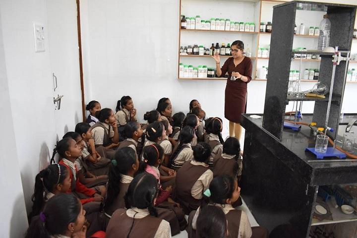 V S G International School-Lab