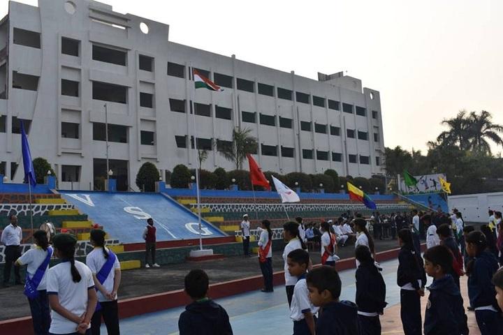 V S G International School-Republic Day