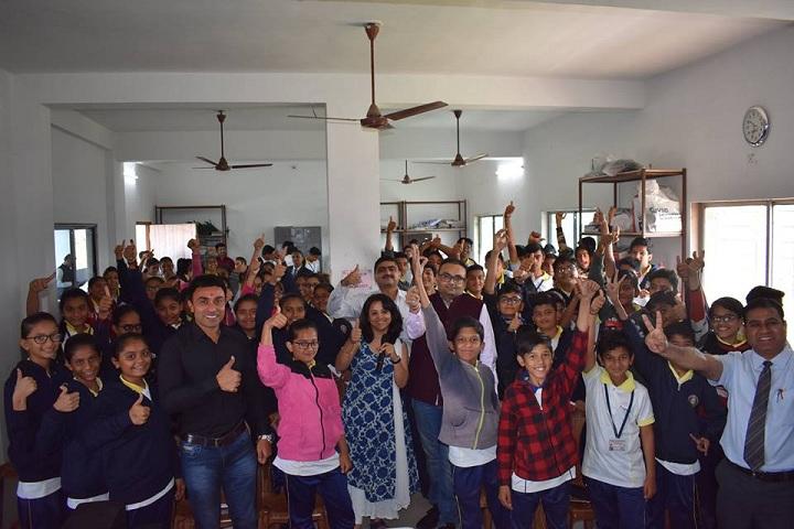 V S G International School-Students