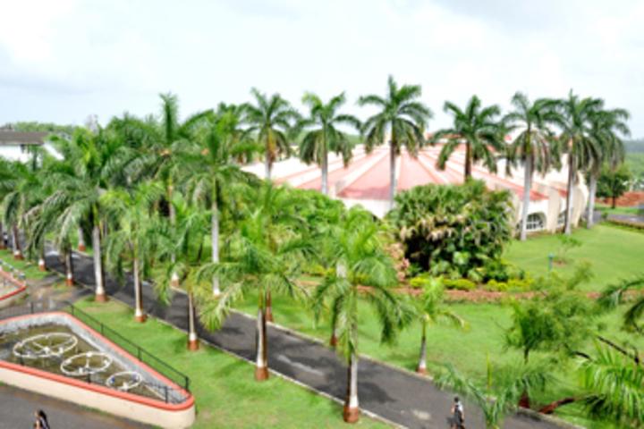 Vallabh Ashrams M G M Amin And V N Savani School-Campus Front View