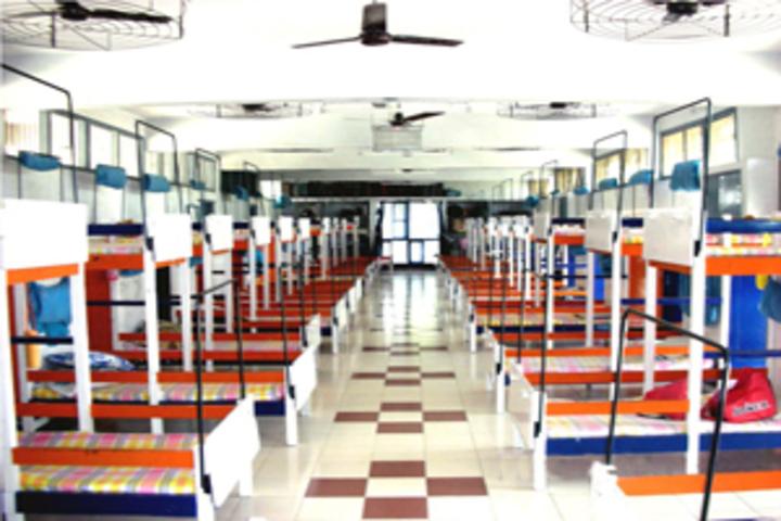 Vallabh Ashrams M G M Amin And V N Savani School-Hostel