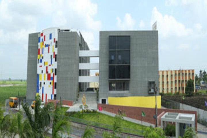 Vasishtha Genesis School-Campus