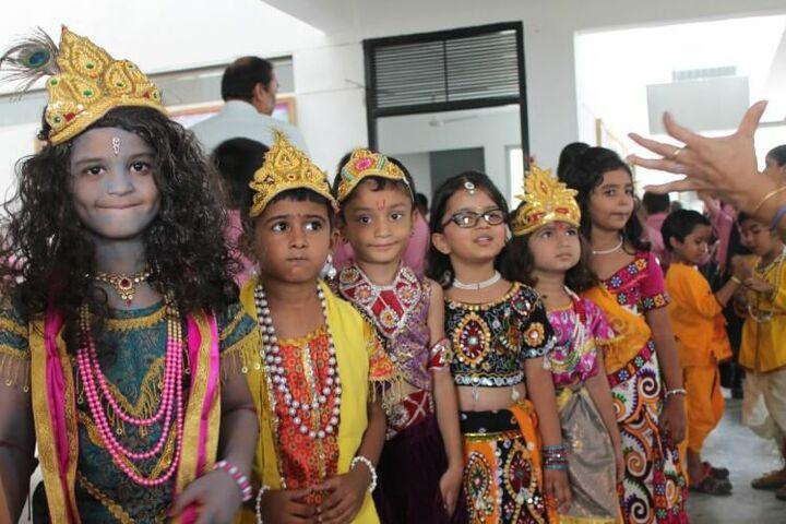 Vasishtha Genesis School-Drama