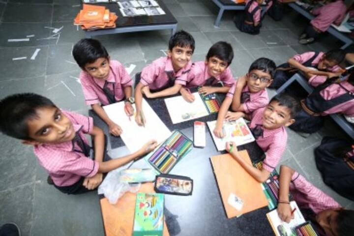 Vasishtha Genesis School-Drawing