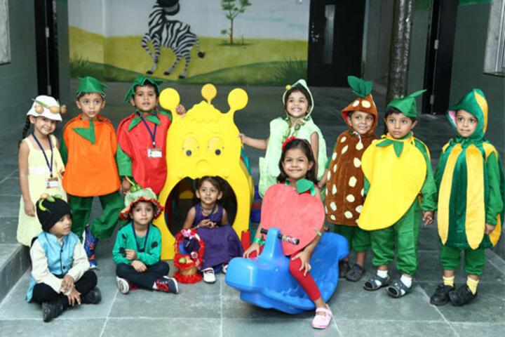 Vasishtha Genesis School-Fancy Dress