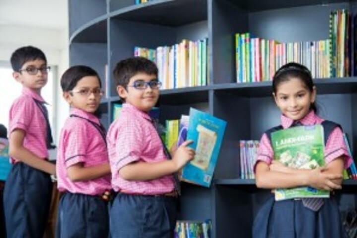 Vasishtha Genesis School-Library