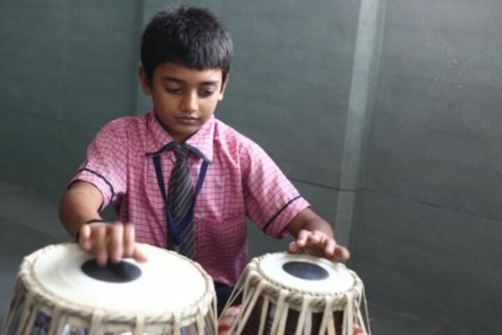 Vasishtha Genesis School-Music