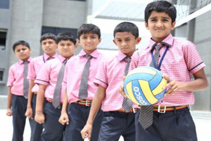 Vasishtha Genesis School-Sports