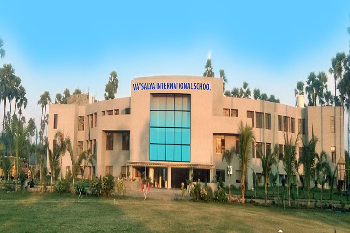 Vatsalya International School-Campus View