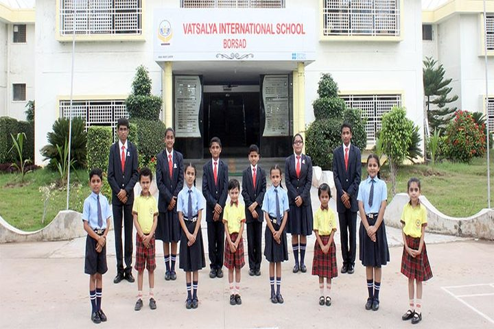 Vatsalya International School-Graduation Day