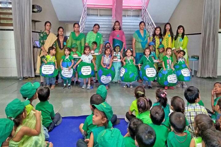 Vatsalya International School-Earthday Event