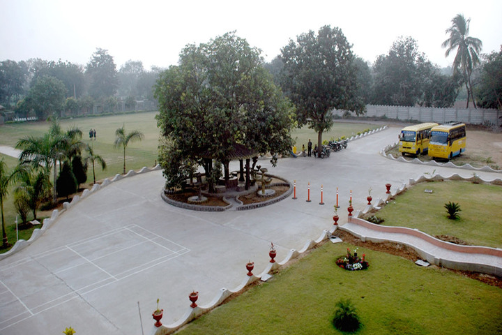Vatsalya International School-Play Ground