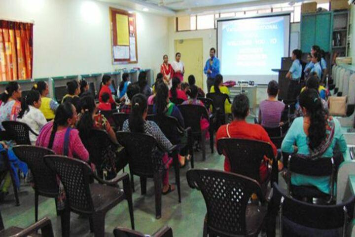 Vatsalya International School-Staff Traning