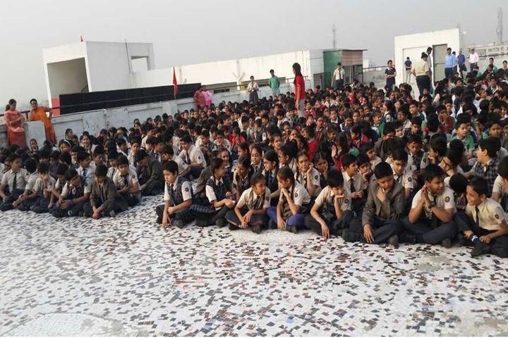 Vedant International School-Childrens Day