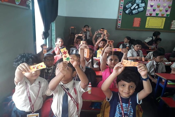 Vedant International School-Classroom Activity