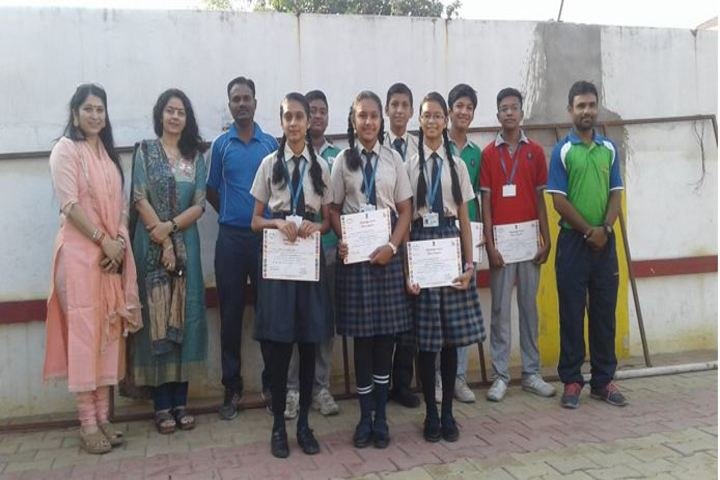 Vedant International School-Drawing Competition