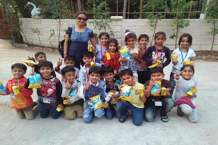 Vedant International School-Educational Tour
