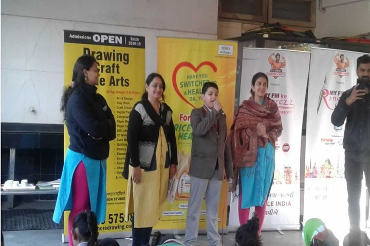 Vedant International School-Recitation Competition