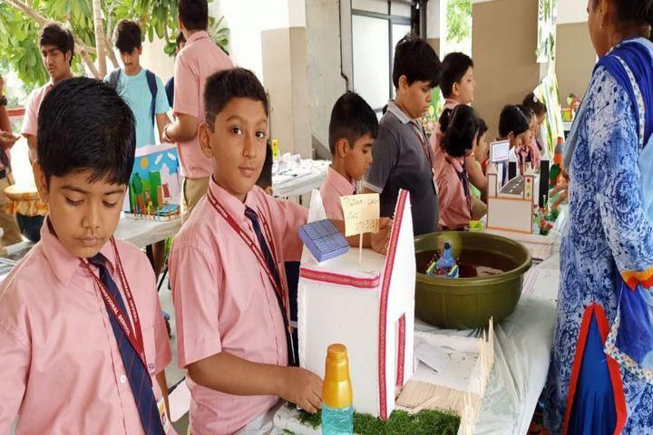 Vedant International School-Science Exhibition