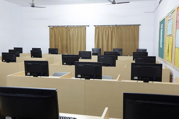 Vibgyor High International School-Computer Lab
