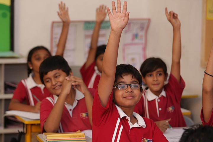 Vibgyor High International School-Students