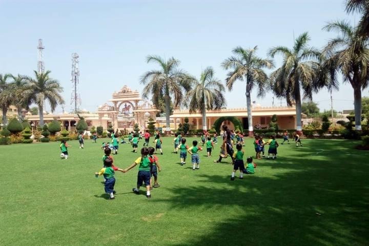 Vibrant International Academy-Sports