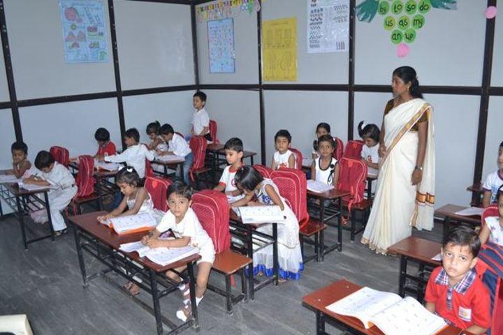 Vidya Dham International School-Classroom