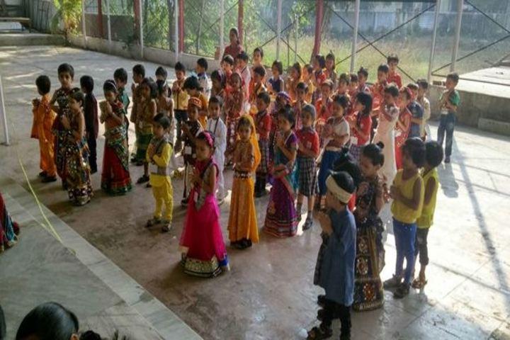 Vidya Dham International School-Fancy Dress
