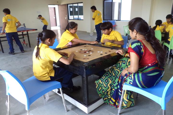 Vinay International School-Indoor Games