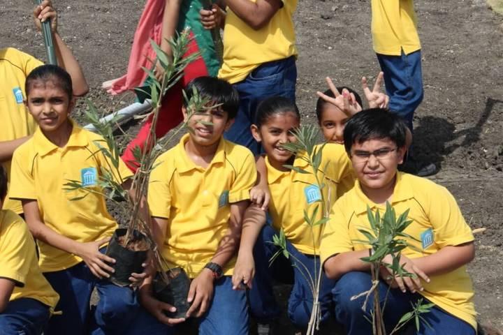 Vinay International School-Plantation