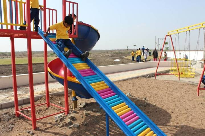 Vinay International School-Play Area