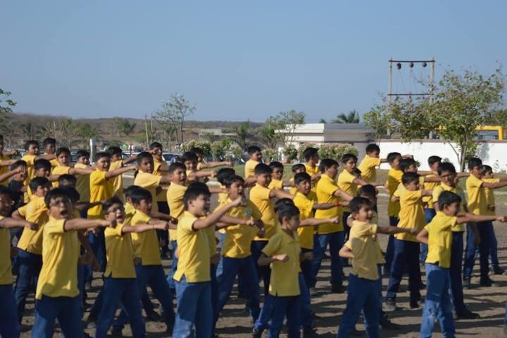 Vinay International School-Self Defence