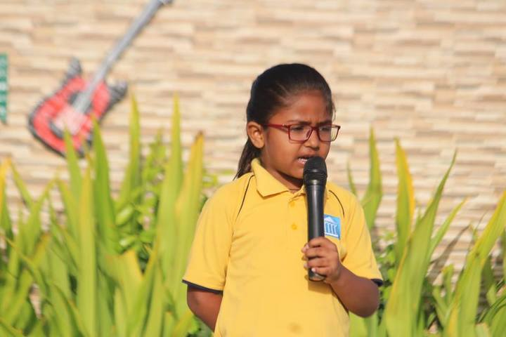 Vinay International School-Talent Show