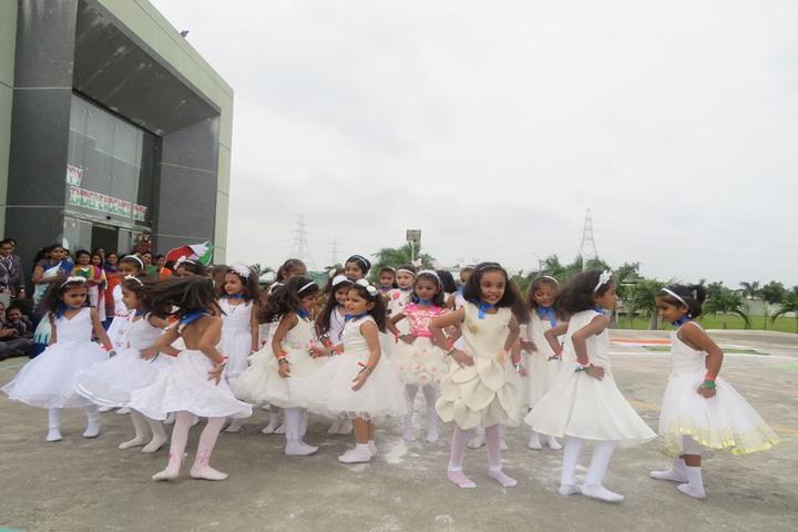 Vishwa Bharti Girls International School-Childrens Day