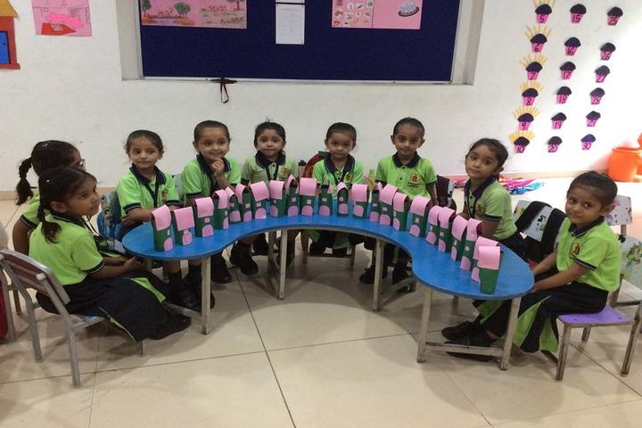 Vishwa Bharti Girls International School-Classroom Activity