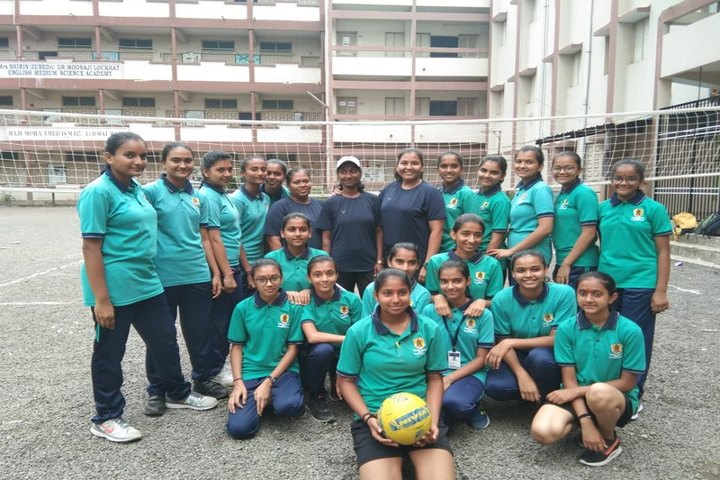 Vishwa Bharti Girls International School-Sports
