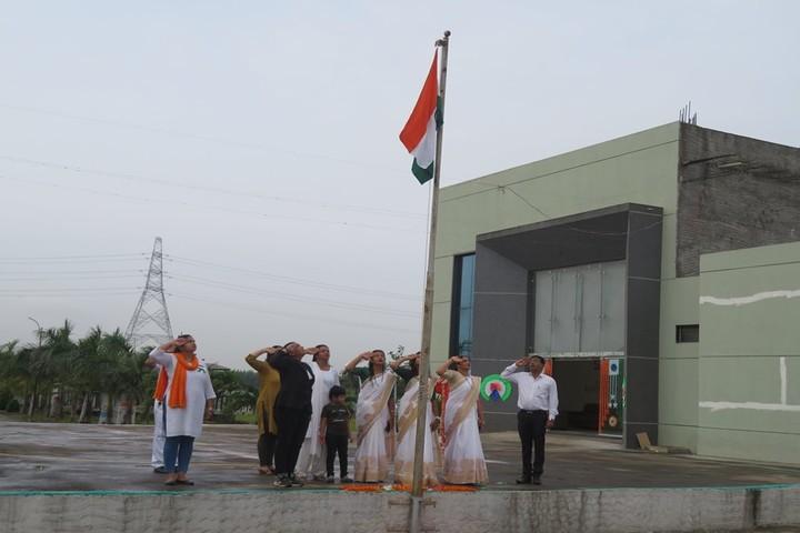 Vishwa Bharti Girls International School-Independence Day