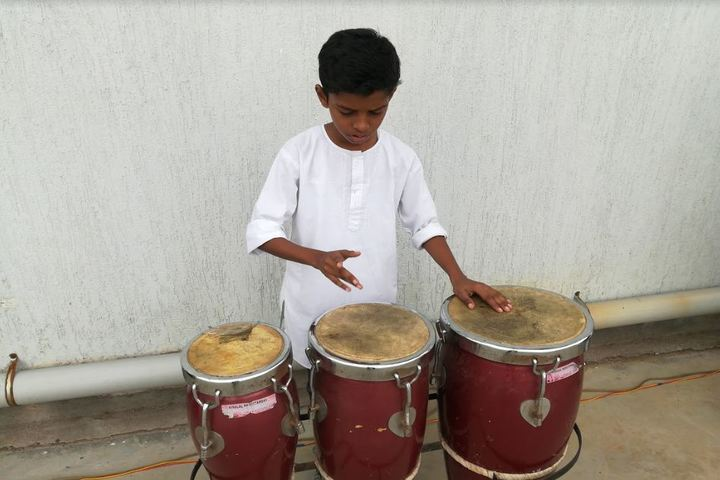 Vision International School Of Excellence-Music Activity