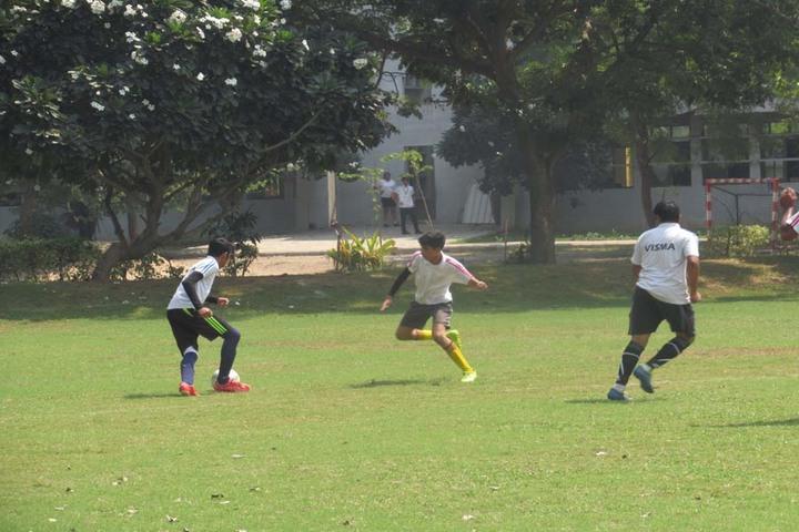 Vrajbhoomi International School-Sports
