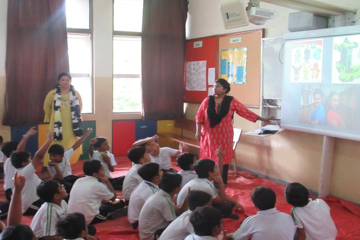 Vrajbhoomi International School-Workshop