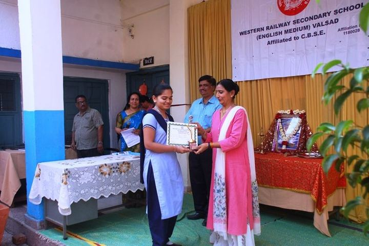 Railway Secondary School-Annual Prize Distribution