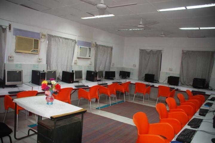 Railway Secondary School-Computer Lab