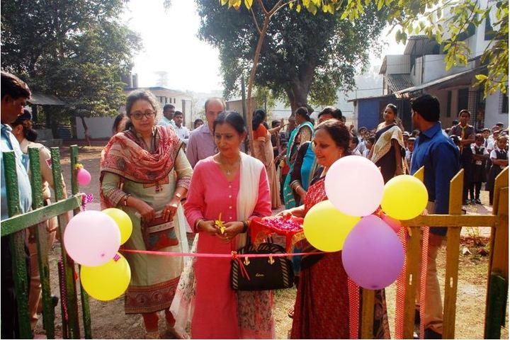 Railway Secondary School-Foundation Day