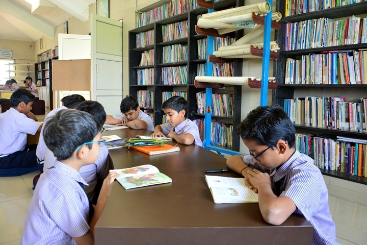 White House Public School-Library