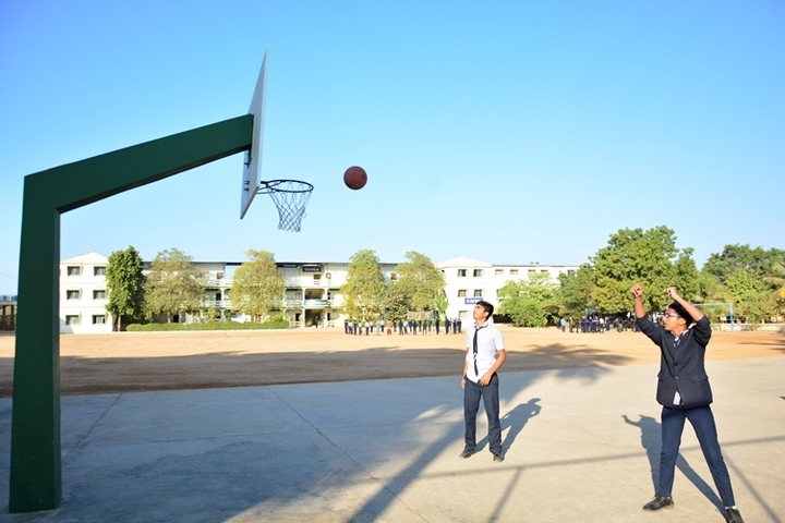 White House Public School-Play Ground