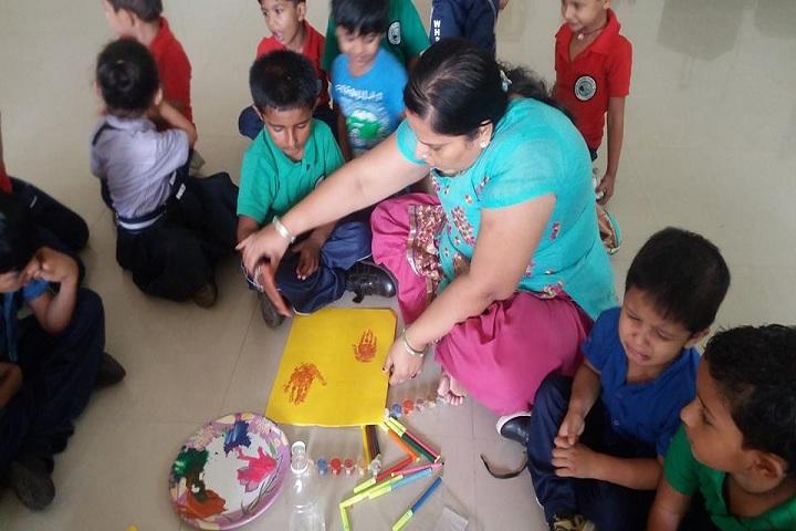 White House Public School-Classroom Activity