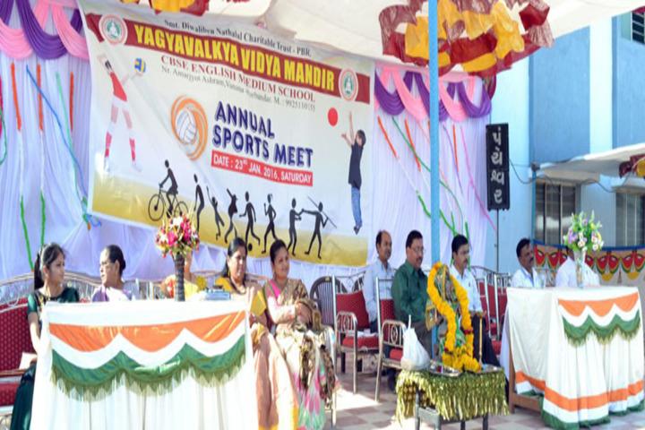 Yagyavalkya Vidya Mandir English Medium School-Annnual Sports Meet