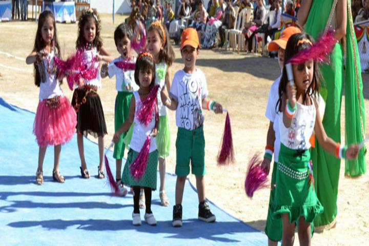 Yagyavalkya Vidya Mandir English Medium School-Independence Day