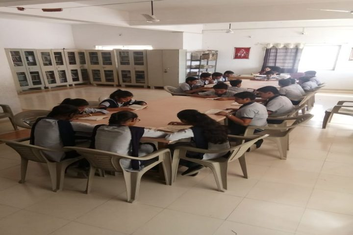 Yagyavalkya Vidya Mandir English Medium School-Library