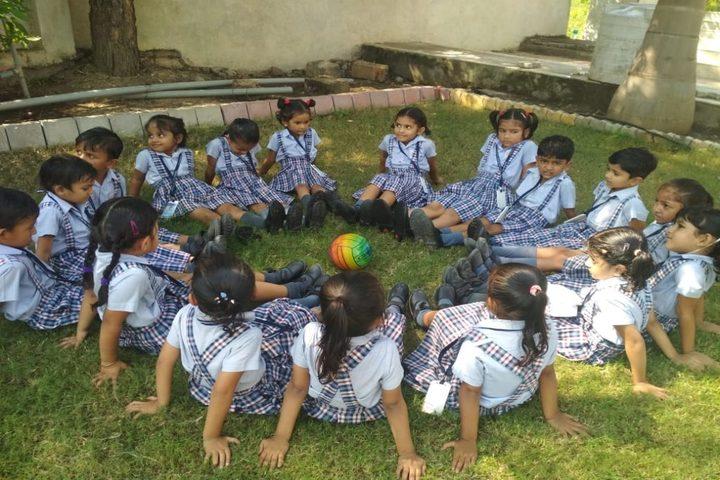 Yagyavalkya Vidya Mandir English Medium School-Play Area